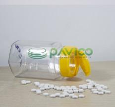 Chai lọ đựng dược phẩm-DP10