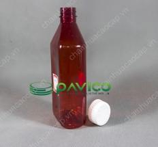 Chai lọ đựng dược phẩm-DP18