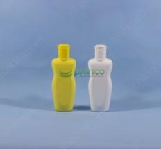 Chai lọ đựng mỹ phẩm, sữa tắm nhựa HDPE 200ml - 750ml