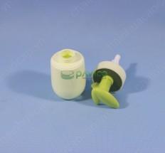 Chai lọ đựng dầu gội đầu kem mỹ phẩm HDPE 320ml