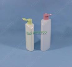 Chai lọ đựng kem mỹ phẩm sữa tắm HDPE 300ml-500ml