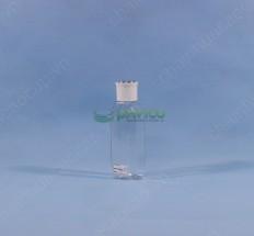 Chai nhựa pet đựng kem dưỡng da 100ml