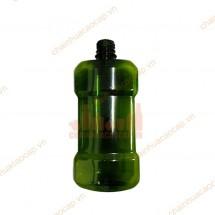 Chai nhựa pet 500ml đựng nước súc miệng