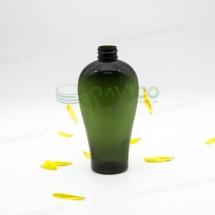 Chai nhựa pet bầu xanh đục 350ml