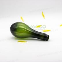Chai nhựa pet bầu dục dài 250ml