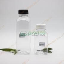 Chai nhựa pet đựng đồ uống 250ml 300ml