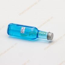 Chai nhựa pet nắp nhôm vặn 100ml