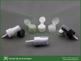 Chai nhựa pet trong 50ml cổ 20mm