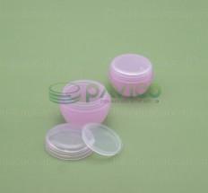 Hũ nhựa đựng mỹ phẩm 30g màu hồng