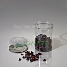 Hũ nhựa đựng thực phẩm 1000ml 98.9x146mm HTP-34