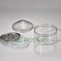 Hũ nhựa đựng thực phẩm 310ml 98.9x54mm HTP-23