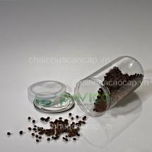 Hũ nhựa đựng thực phẩm 800ml 83.3x158mm HTP-32