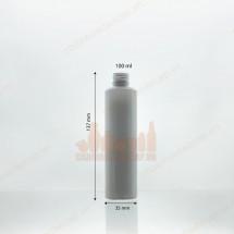 Vỏ chai nhựa pet 100ml nắp xịt phun sương