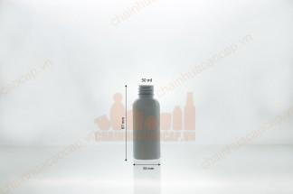 Vỏ chai nhựa pet 50ml đựng dung dịch