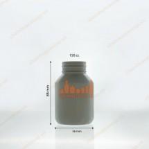 Vỏ lọ đựng thuốc viên hoặc kẹo gum 150cc