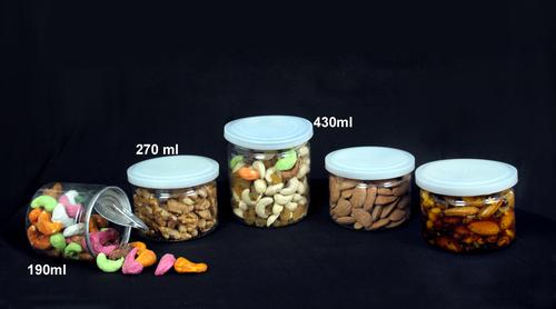 hũ nhựa đựng thực phẩm đồ khô