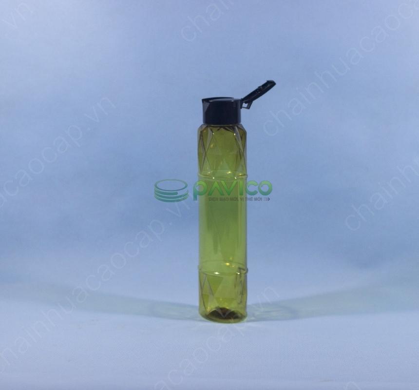 chai nhựa pet