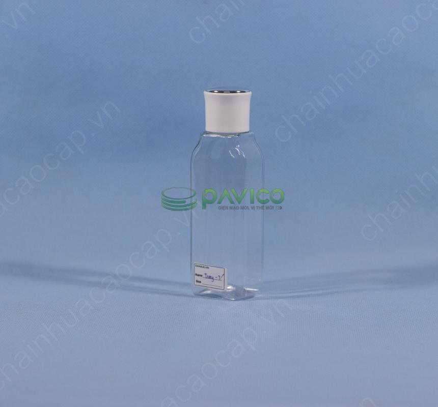 chai nhựa pet 100ml