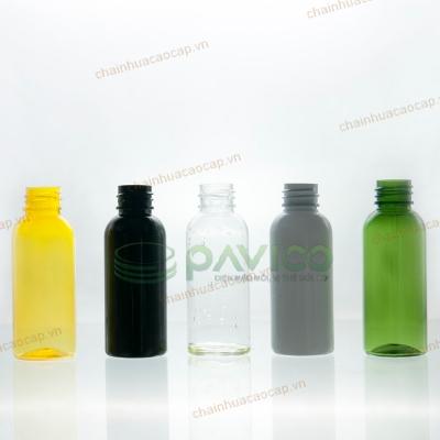 các loại chai nhựa pet 50ml