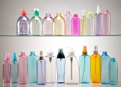 sản xuất chai nhựa như thế nào