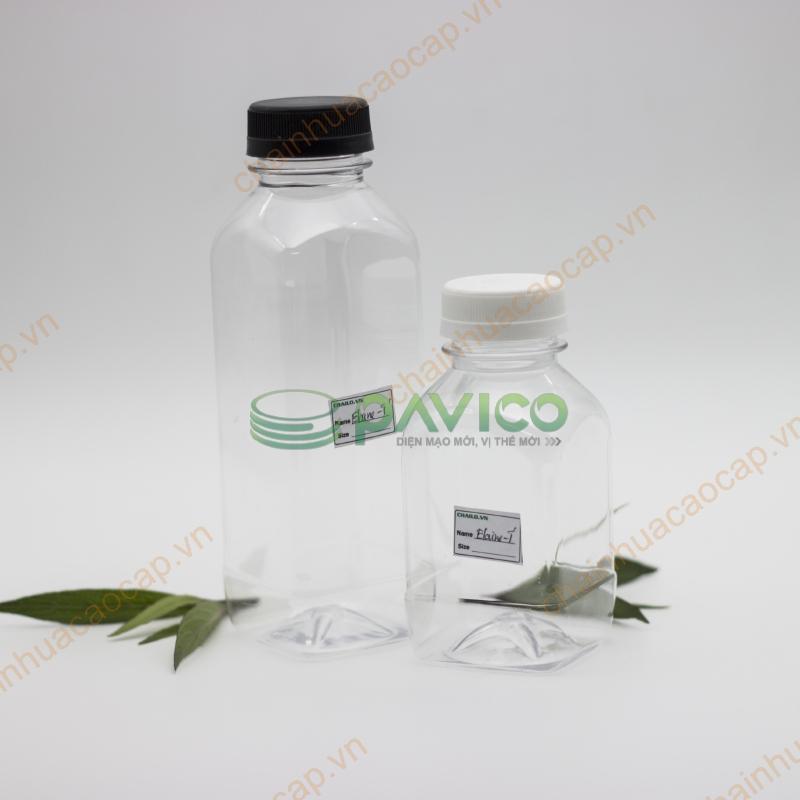 công ty sản xuất vỏ chai nhựa