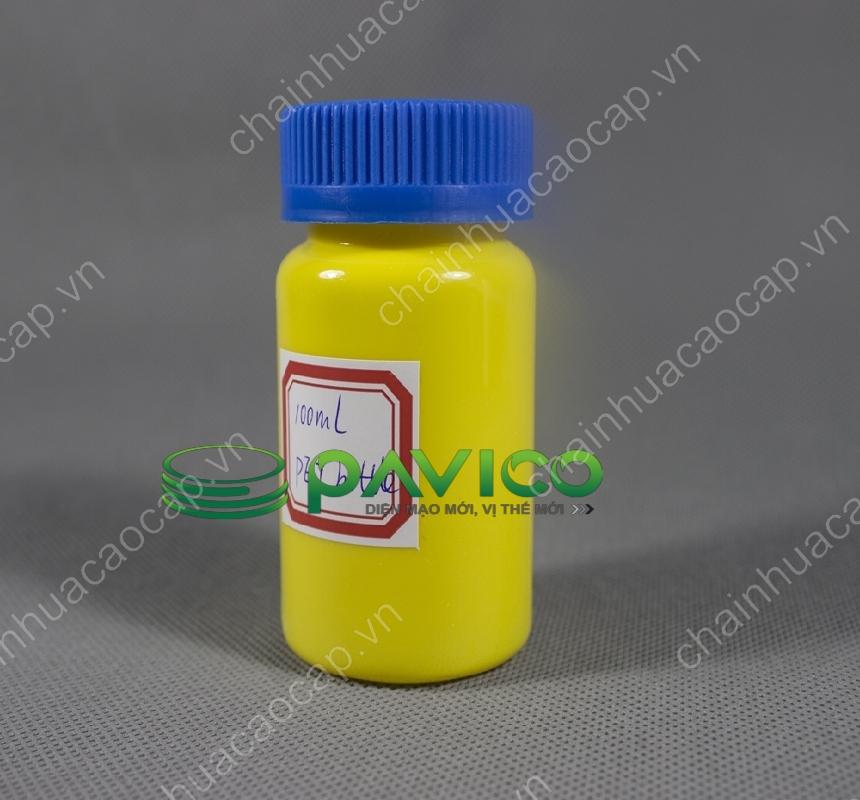 sản xuất vỏ lọ nhựa đựng thuốc viên
