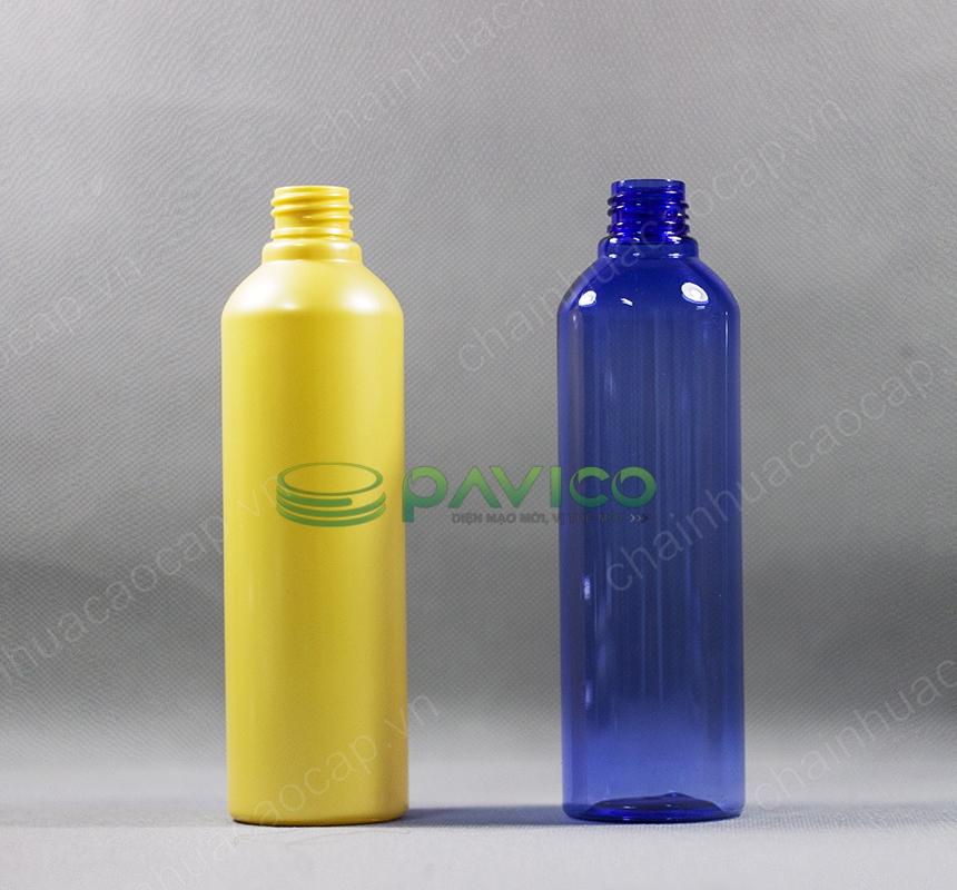 vỏ chai nhựa pet